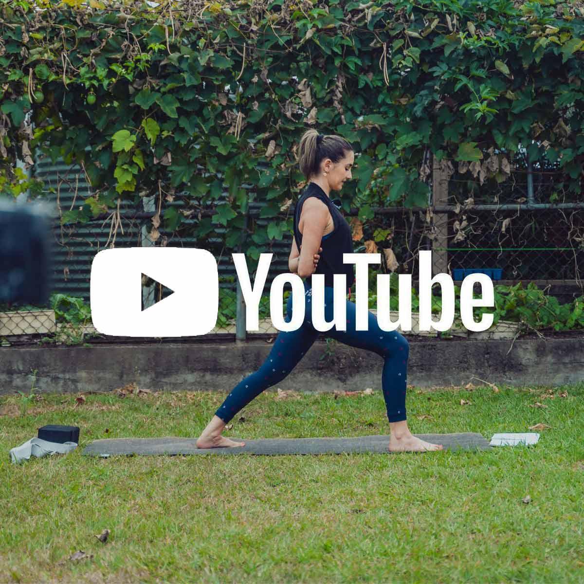 Nolla Yoga YouTube channel